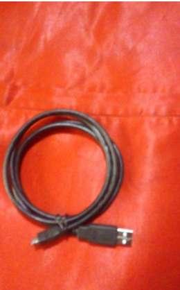 Cable Usbmicro Usb De 1m,