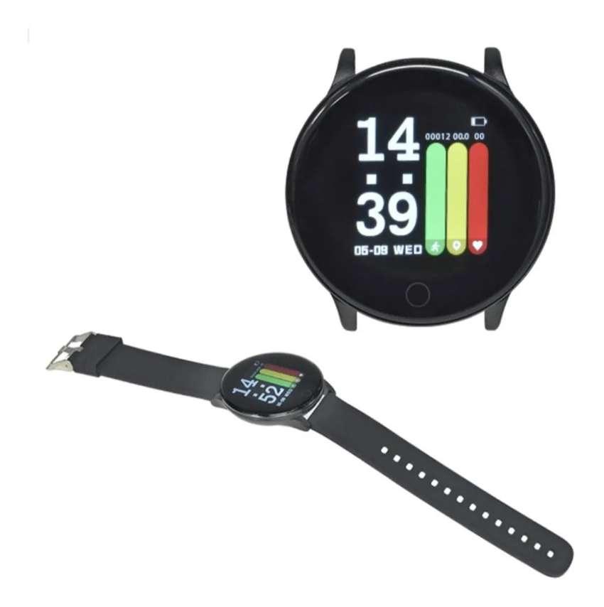 Reloj Inteligente Smartwatch Fashionable Bluethoot 0
