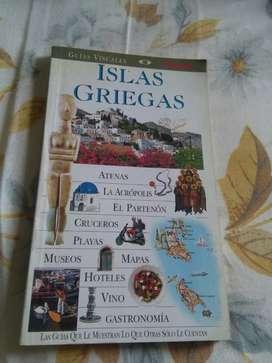 Islas Griegas . Guias visuales Clarín DK guía turística 1998