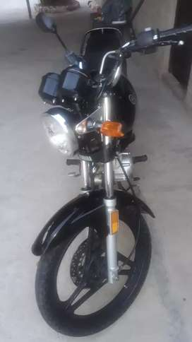 VENDO HERMOSA YBR FULL UNICA EN SU ESTADO