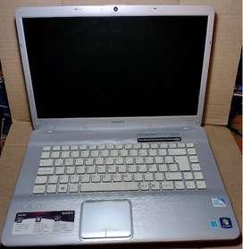 Notebook VAIO para Repuestos o para Reparar