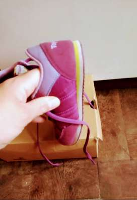 Zapatillas Topper violeta