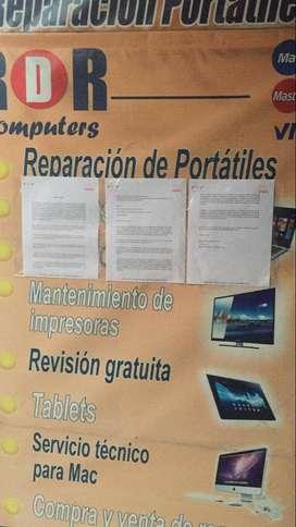 tecnico electronico en board computadores experiencia