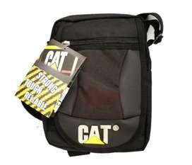 Maleta Carriel Caterpillar Cat Bolso Impermeable Original