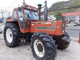 Tractor Fiat de 180 hp italiano