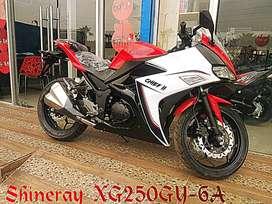 MOTO SHINERAYXY250GY-6A OFERTA  CHIMASA S.A.