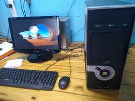 VENDO PC COMPLETA. PREGUNTAE SOLO CPU