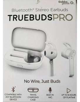 Gabba Goods - Auriculares de diadema inalámbricos con Bluetooth 4.2