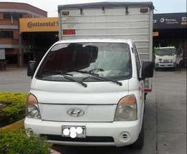 Vendo furgón Hyundai 2.5 ton