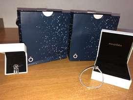 Pulsera + Charm Pandora