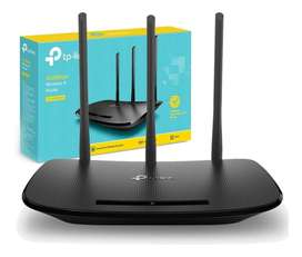 Router Wifi Repetidor Tplink Wr940n 450mbps