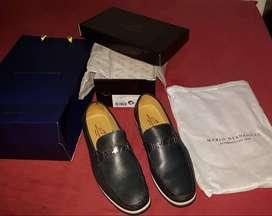 Zapatos Mario Hernandez NUEVOS ORIGINALES, 100% CUERO