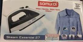 Plancha para ropa marca samurái