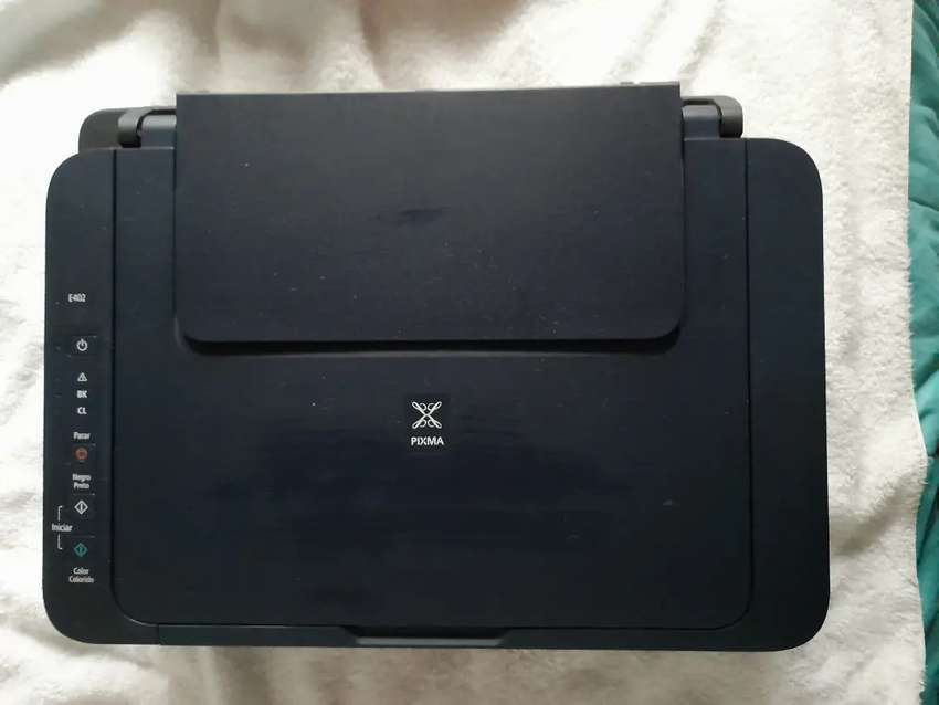 Vendo impresora canon prixma E402