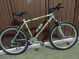 Zenith Manta. Rod. 26 Aluminio