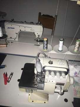 Operaria para taller de confecciones