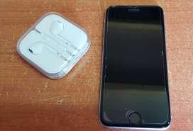 Vendo iphone 6 32gb $12000