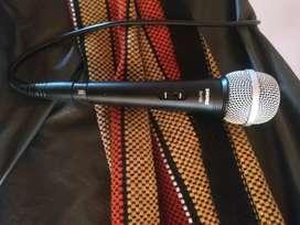 Micrófono Shure SV 100