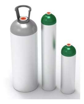 Tubo oxigeno medicinal