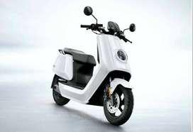 Moto electrica, NIU M+ Sport, 0 km, incluye Soat + matrícula + casco, exenta de pico y placa
