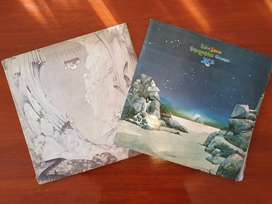 Tales From Topographic Oceans & Relayer Lp