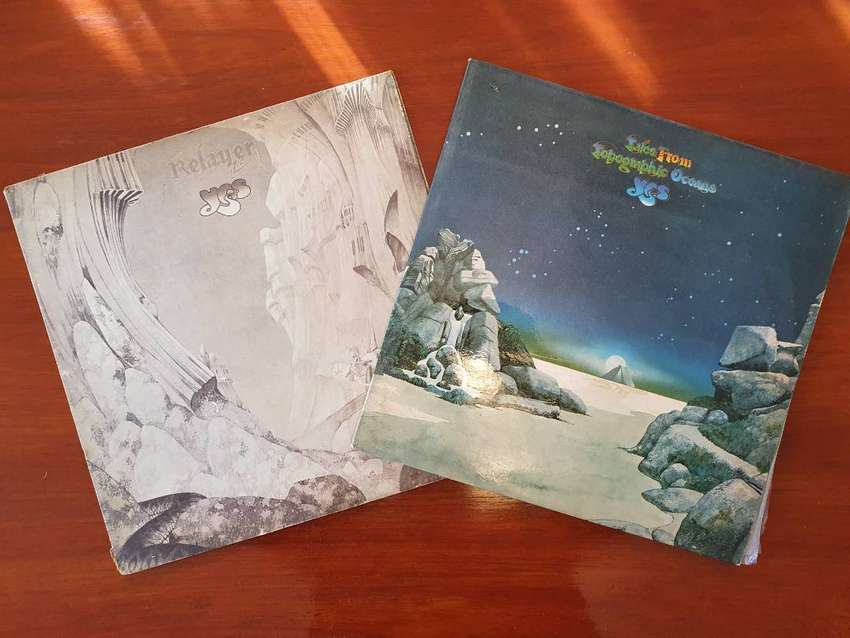 Tales From Topographic Oceans & Relayer Lp 0