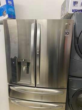 Nevecon lg 4 puertas 615 litros poco uso garantia de seis meses