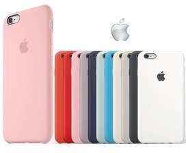 Funda Silicona Case Iphone 7 / 8  Vidrio Templado
