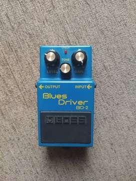 PEDAL BOSS BLUES DRIVER