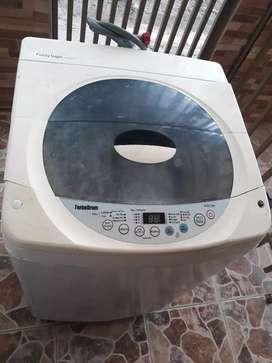 Lavadora LG 24 lb