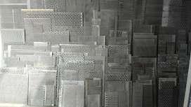 Planchas Perforadas: Amplio Stock y servicio de perforación .