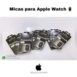 Micas para apple watch
