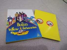 DVD Yellow Submarine The Beatles edición especial +  Disco 1