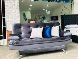 Sofá camas reclinables