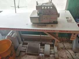 Fileteadora industrial zingler inc
