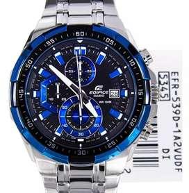 Reloj Casio Edifice Efr-539d-1a2v - 100% Nuevo Con Garantía