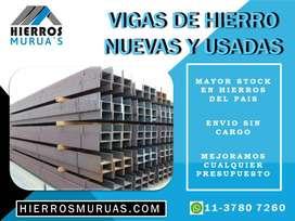 VIGAS DE HIERRO