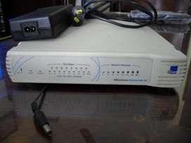 HUB 3com Office Connect 16 Puertos
