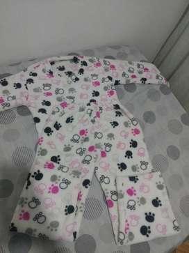 Pijama Niña Talla 16
