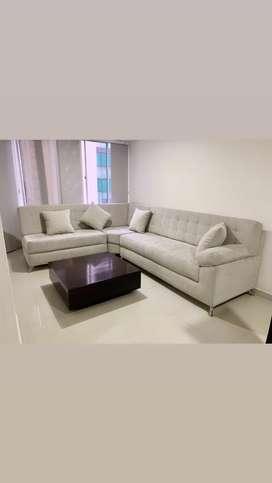 Vendo mueble en L