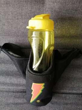 Canguro botella para deporte