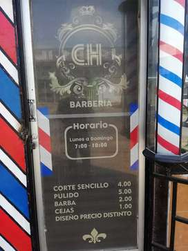 Busco barberos