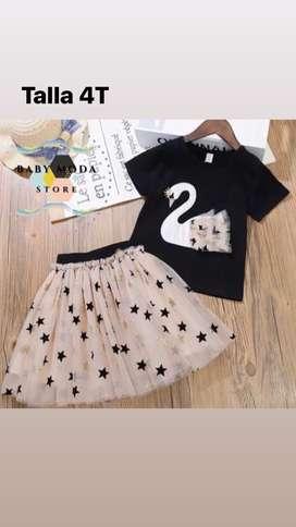 Conjuntos de ropa para niña