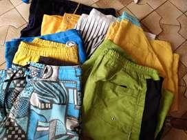 Shorts y mallas x cien