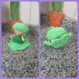 Amigurumis, llaveros, etc al crochet