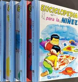 Enciclopedia para la NIÑEZ