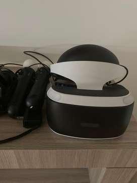 PLAYSTATION VR EXCELENTE ESTADO