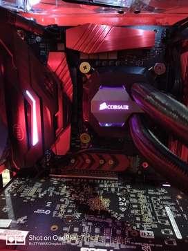 Combo Gamer Intel I5 Disipador Liquido