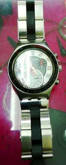 Swatch Irony Crono Colección Hombre