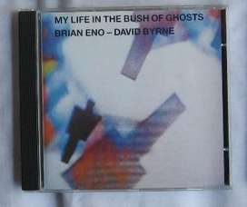 CD Brian Eno David Byrne My Life In The Bush Of Ghosts